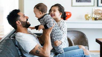 Småbarnsfamilj