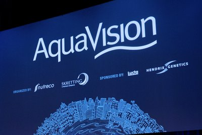 1996 - AquaVision industry conference