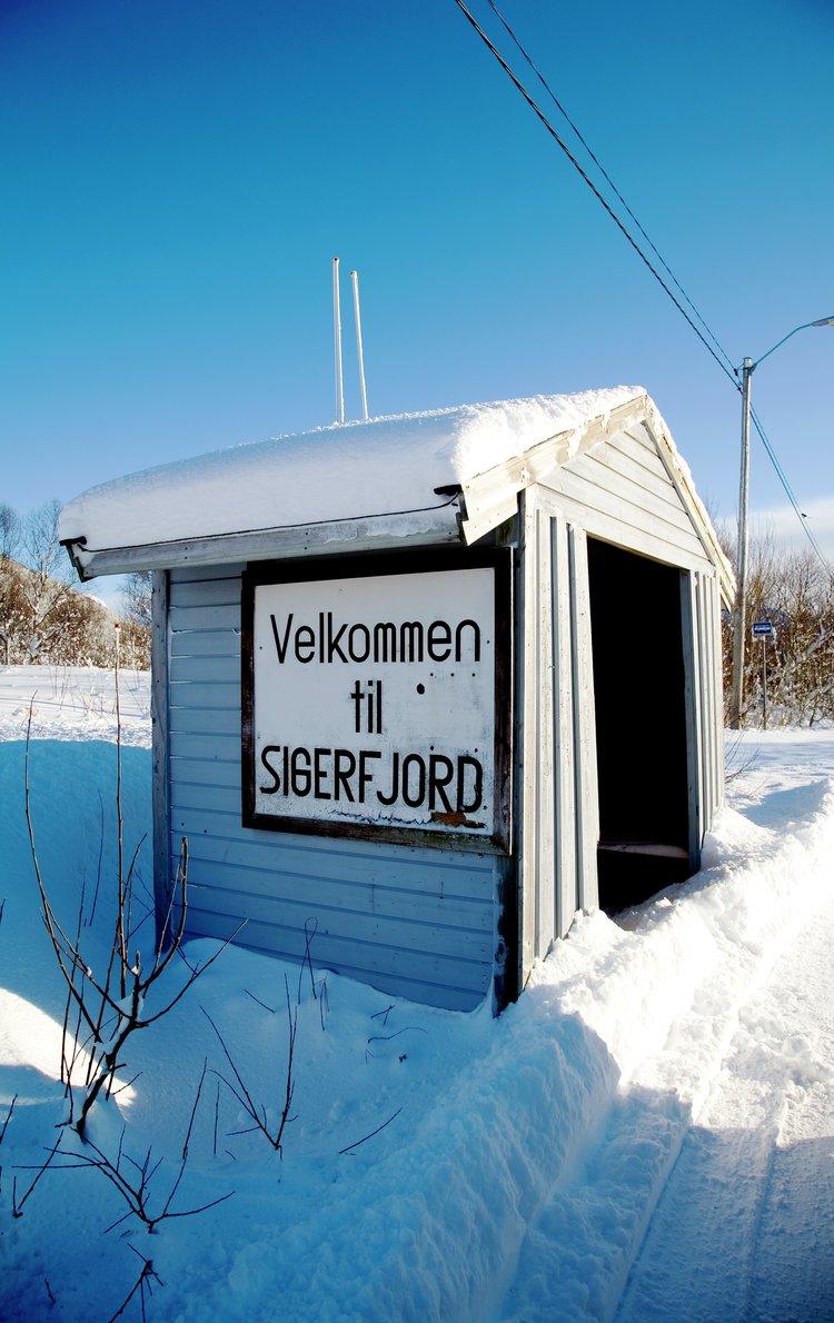Ishavsrøye Vesterålen Foto: Eivor Eriksen