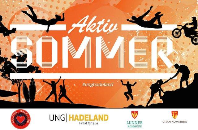 Aktiv sommer - UngHadeland
