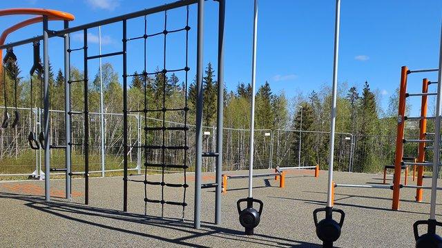 Tæruddalen treningspark