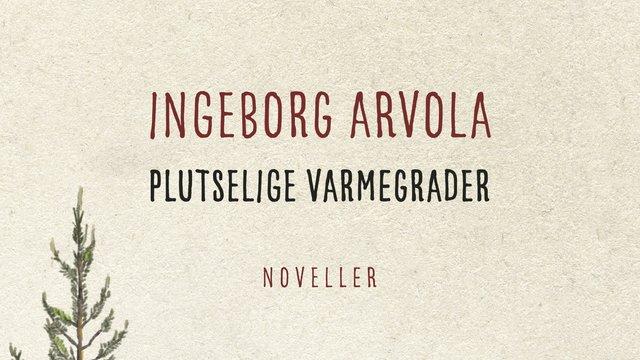Plutselige varmegrader av Ingeborg Arvola
