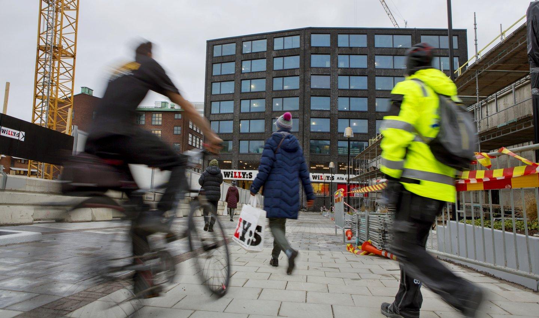 Mektagonen AF Bygg Göteborg