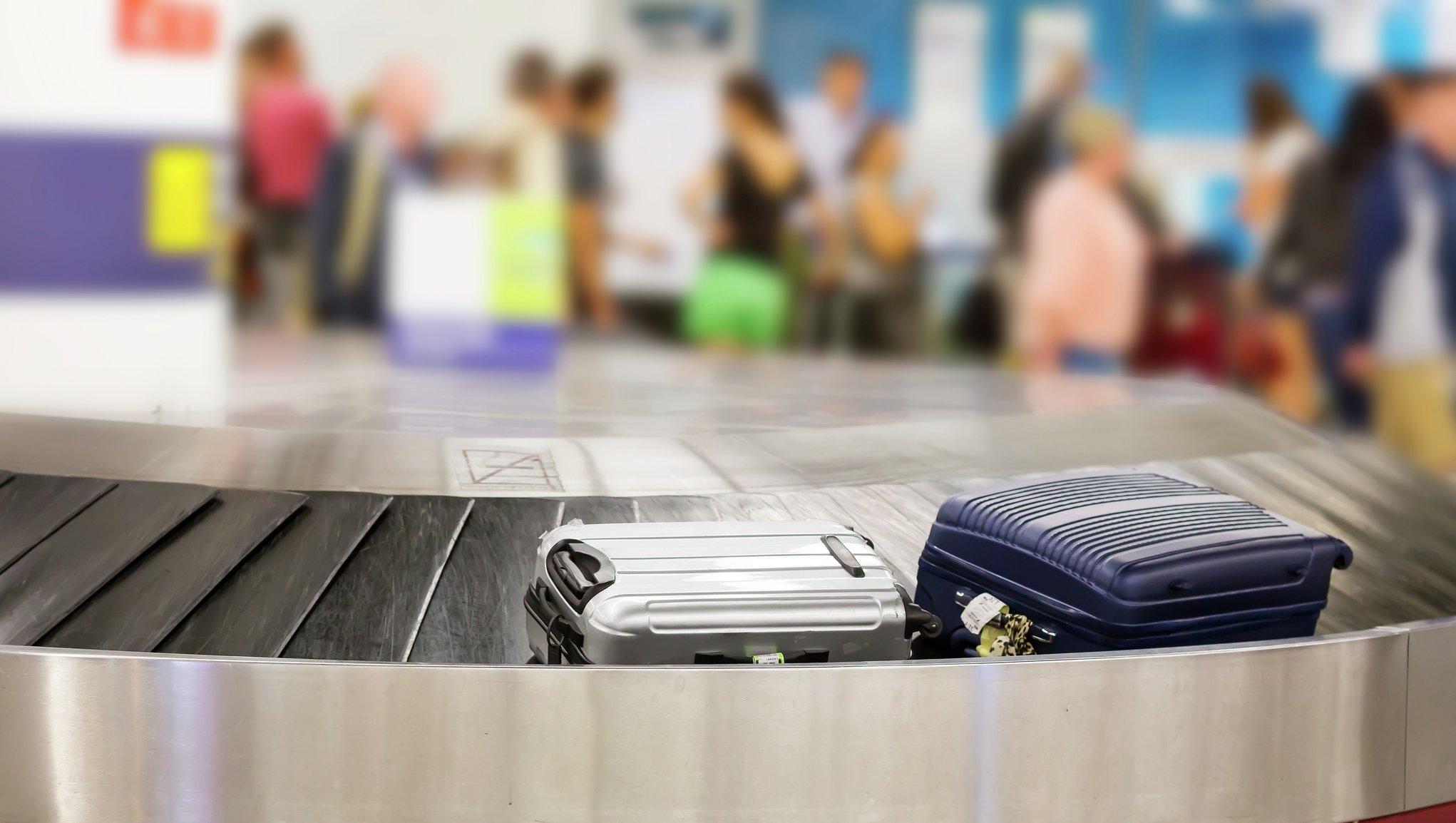 Försenat bagage