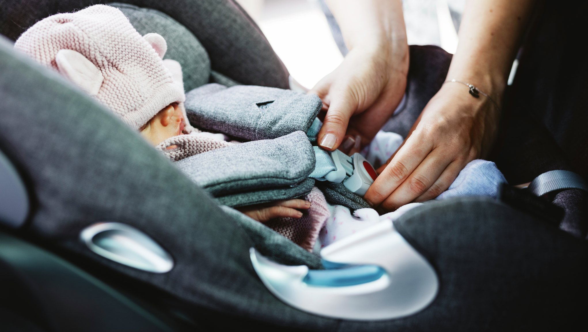 Babyskydd för 0-9 månader