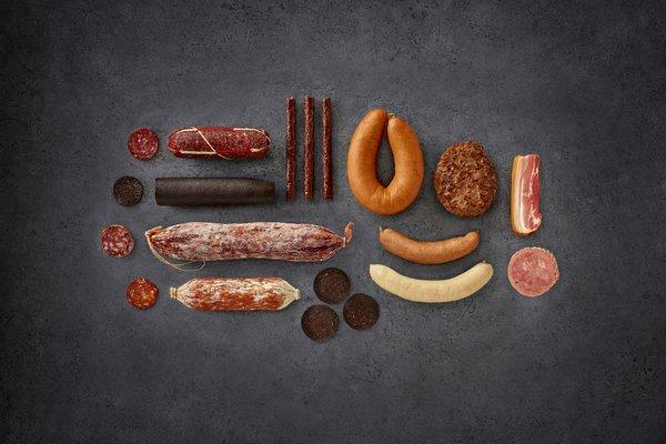 Kjøttprodukter med Spesialitet