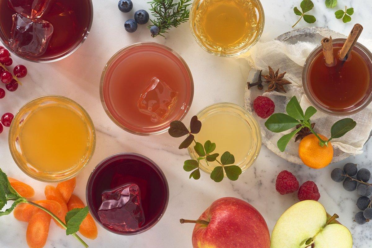 Drikke med Spesialitet. Foto:Lisa Westgaard