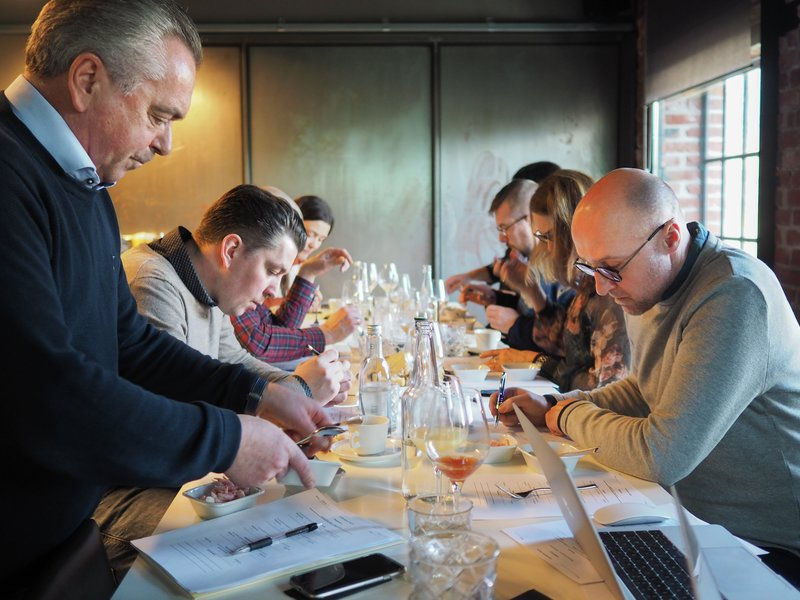 Spesialitet er merkeordningen for lokalmat i særklasse. Det er flere kokker i juryen, blant annet Ole Martin Alfsen, Gunnar Jensen og Harald Osa.