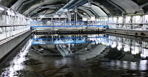 Bekkelaget treatment plant