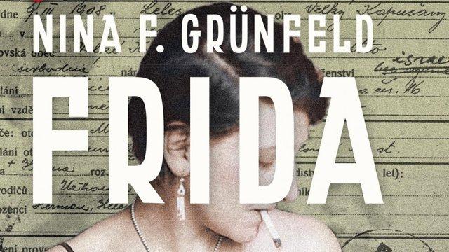 Frida - min ukjente farmor omslag