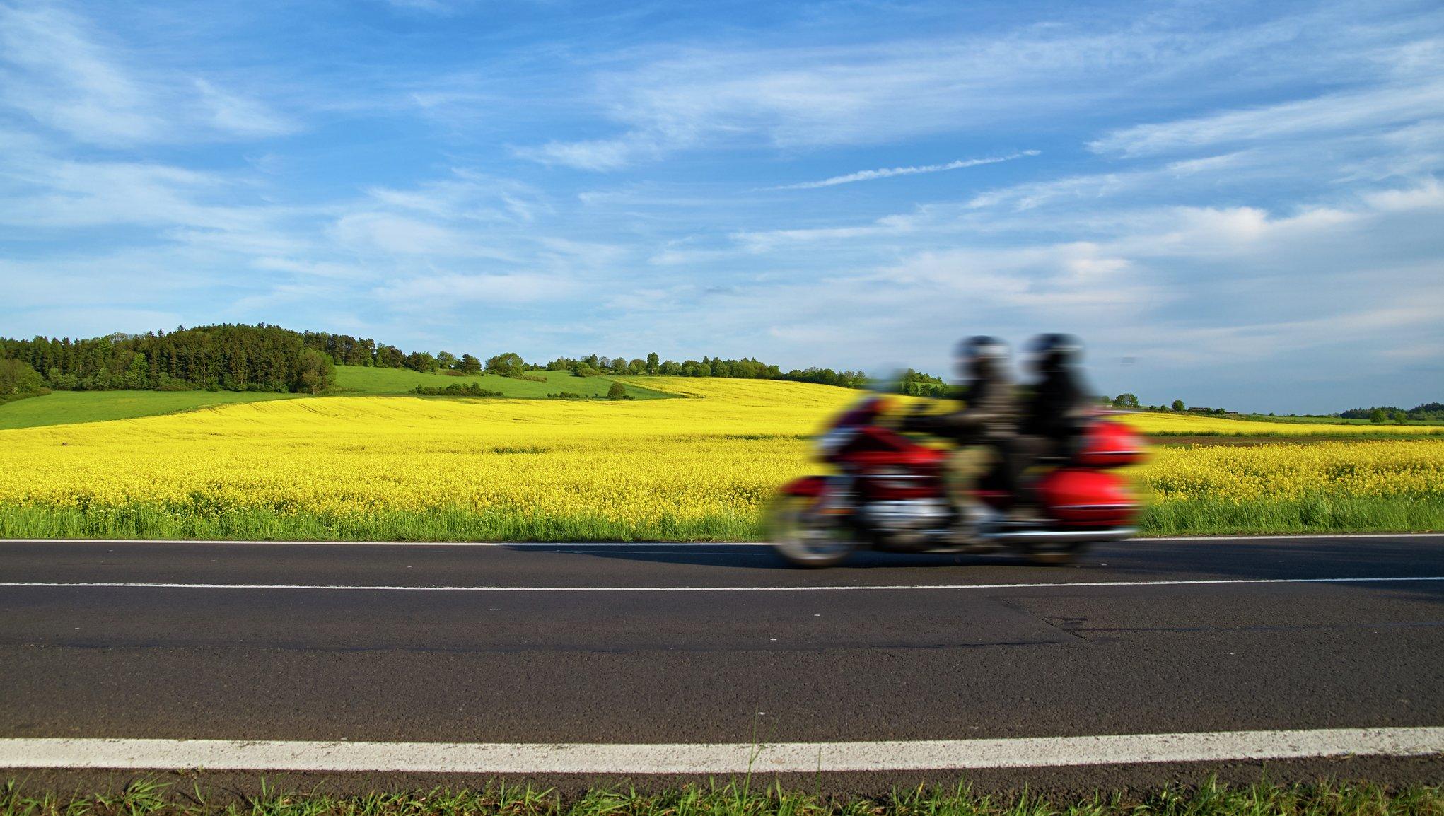 Moottoripyöräily