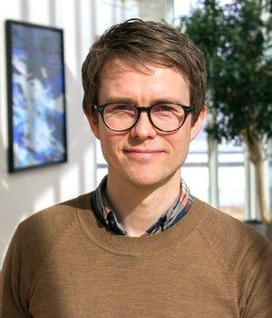 Ole Lislebø, ansvarlig for husforsikring i If. Foto: If