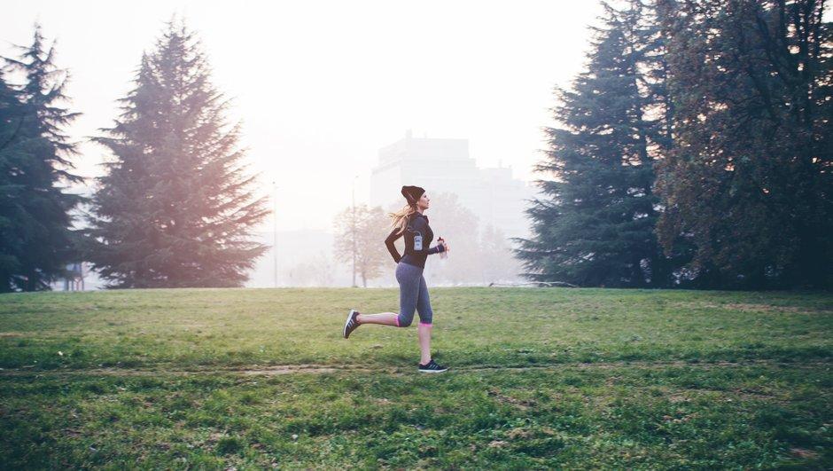 Jooksmisel on kukkumised ja libastumised varmad tekkima - tee omale õnnetusjuhtumikindlustus!