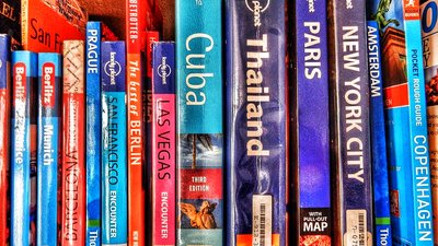 travel books on the self