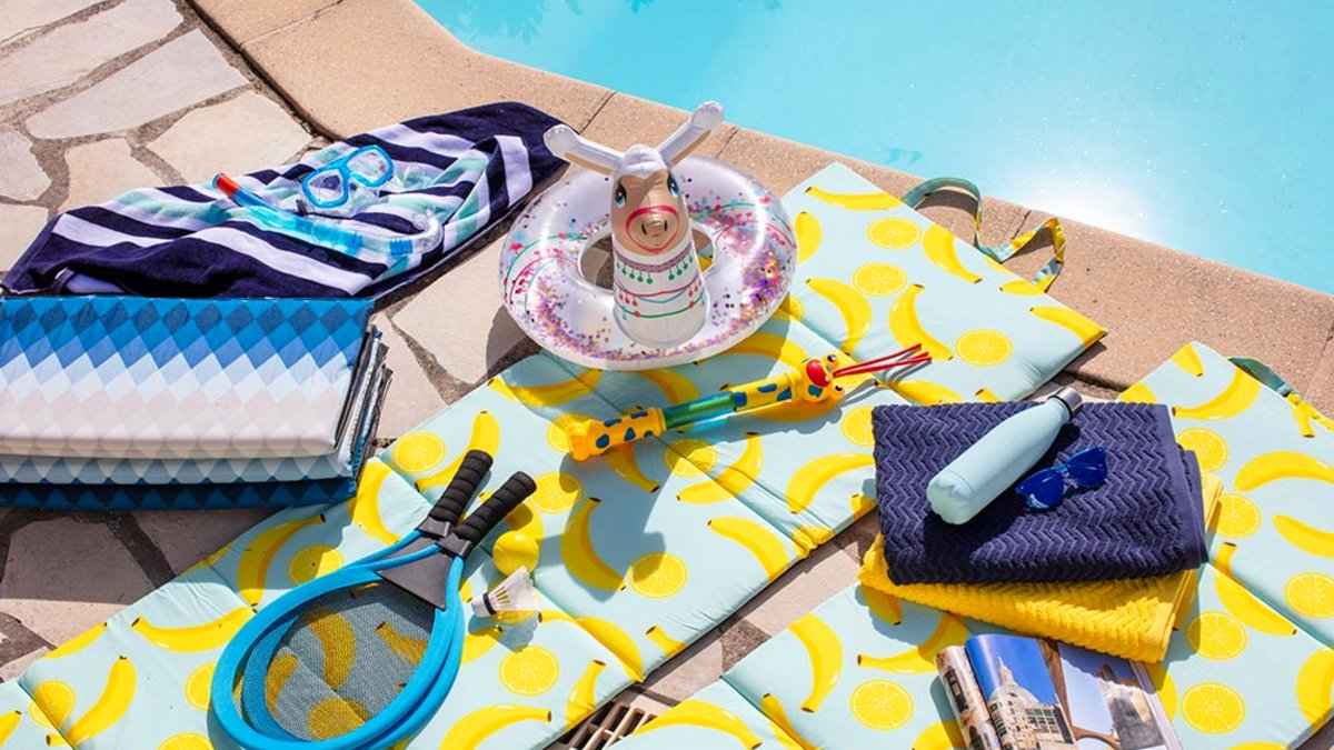 Tips til stranddag med barna