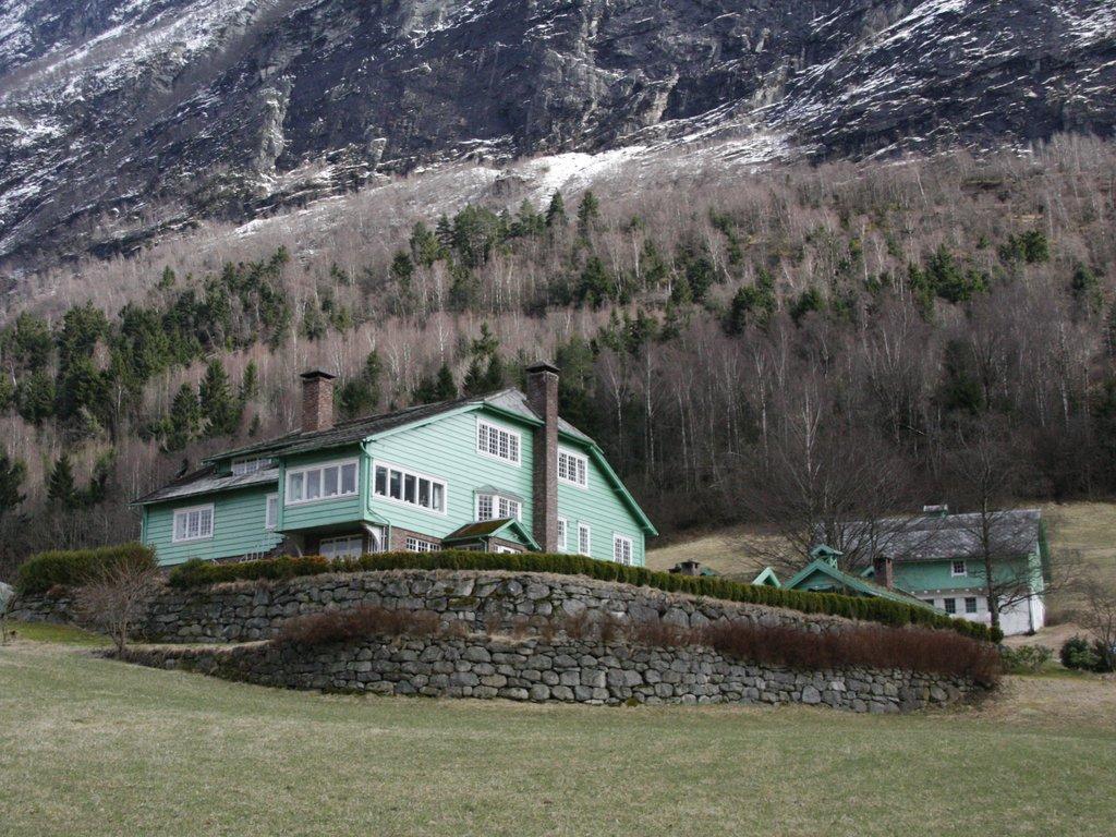 Singerheimen i Olden