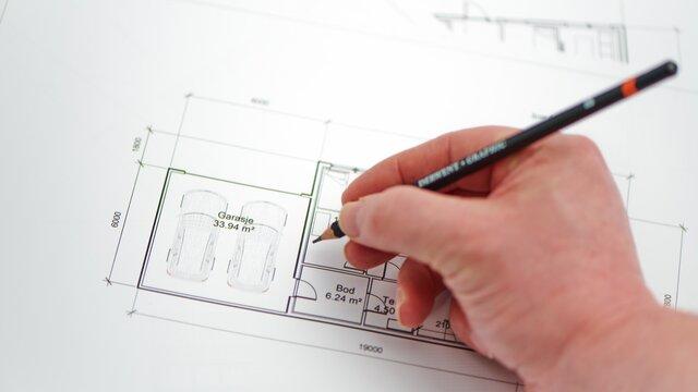 Byggesak og byggesøknad - temabilde