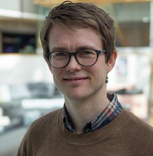 Ole Lislebø, leder for eiendomsforsikringer i If. Foto: If