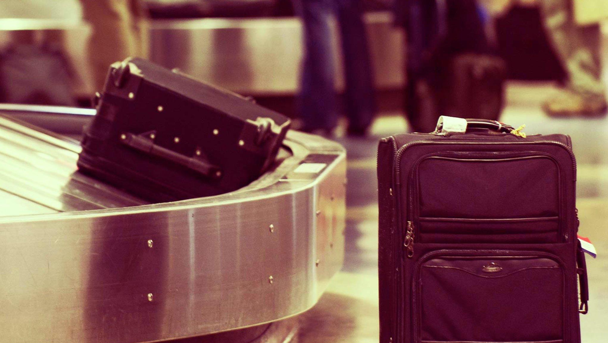 Försenat eller förlorat bagage