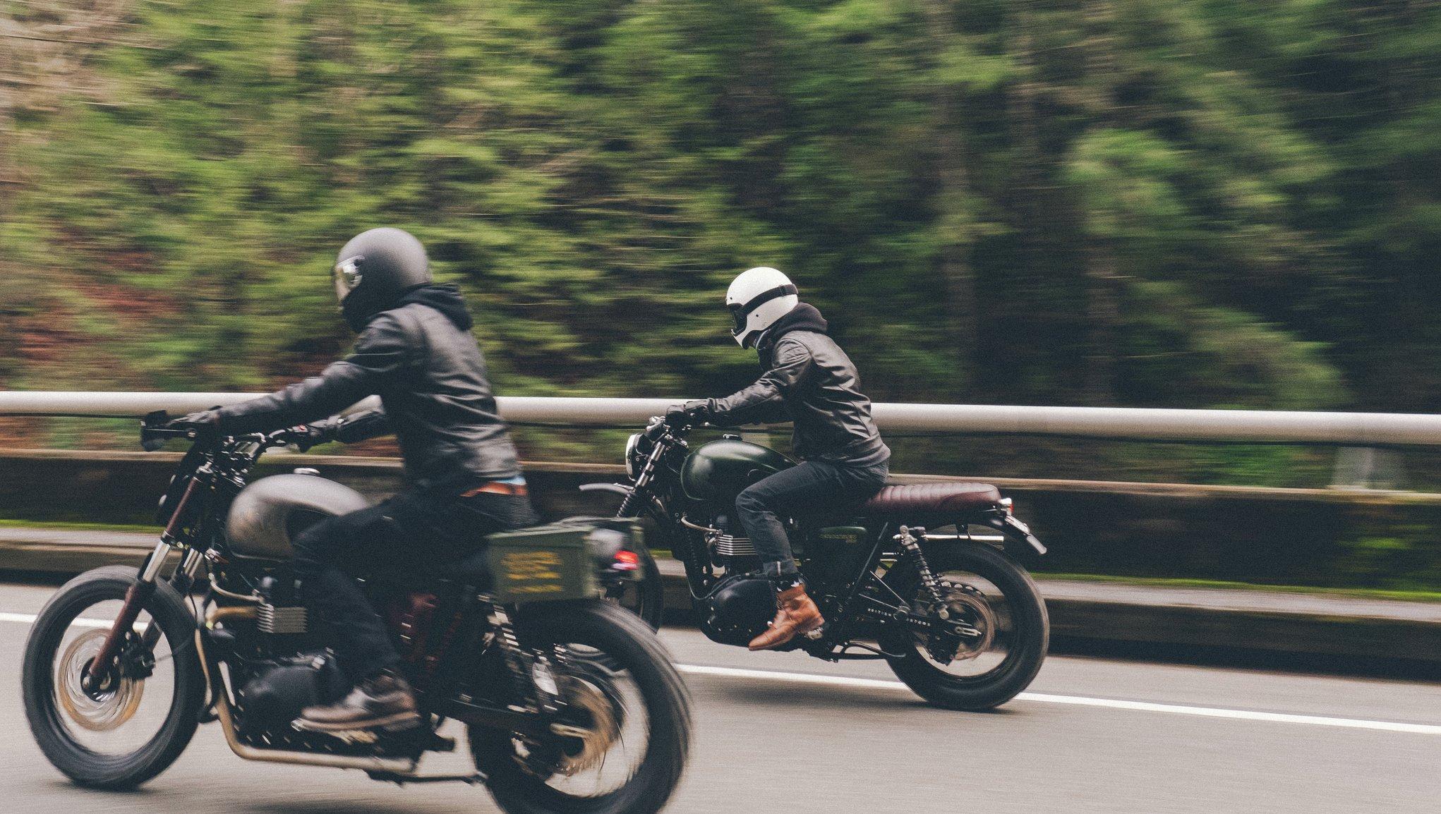 Motociklo kasko draudimas
