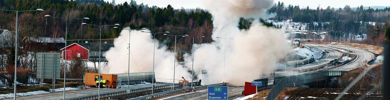 Explosive Demolition