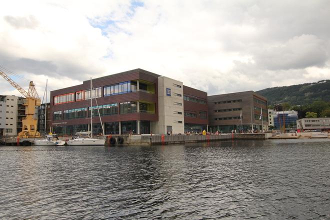 BI-bygget på Marineholmen