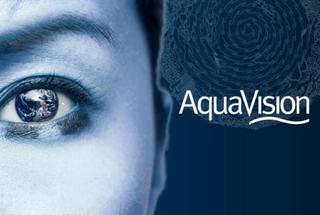 AquaVision grafikk - øye