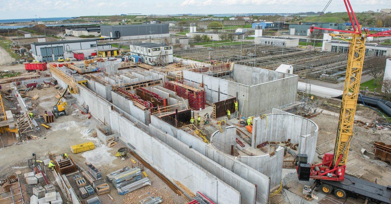 AF bygger Sjölunda avloppsreningsverk