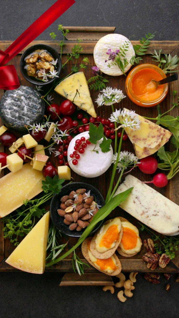Julegaver ost. Foto: Lisa Westgaard