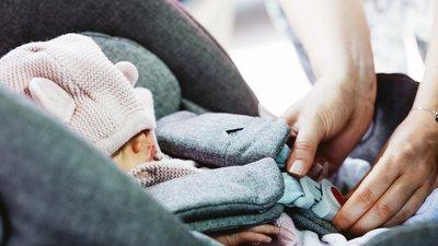 Babyskydd 0-9 månader