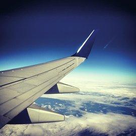 Lentokoneen siipi