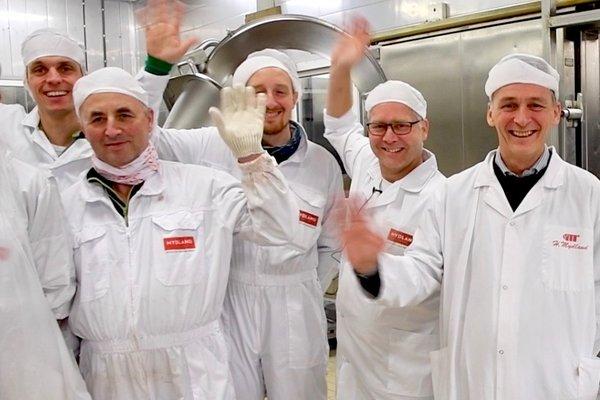 Glade ansatte hos Mydland i Tromsø