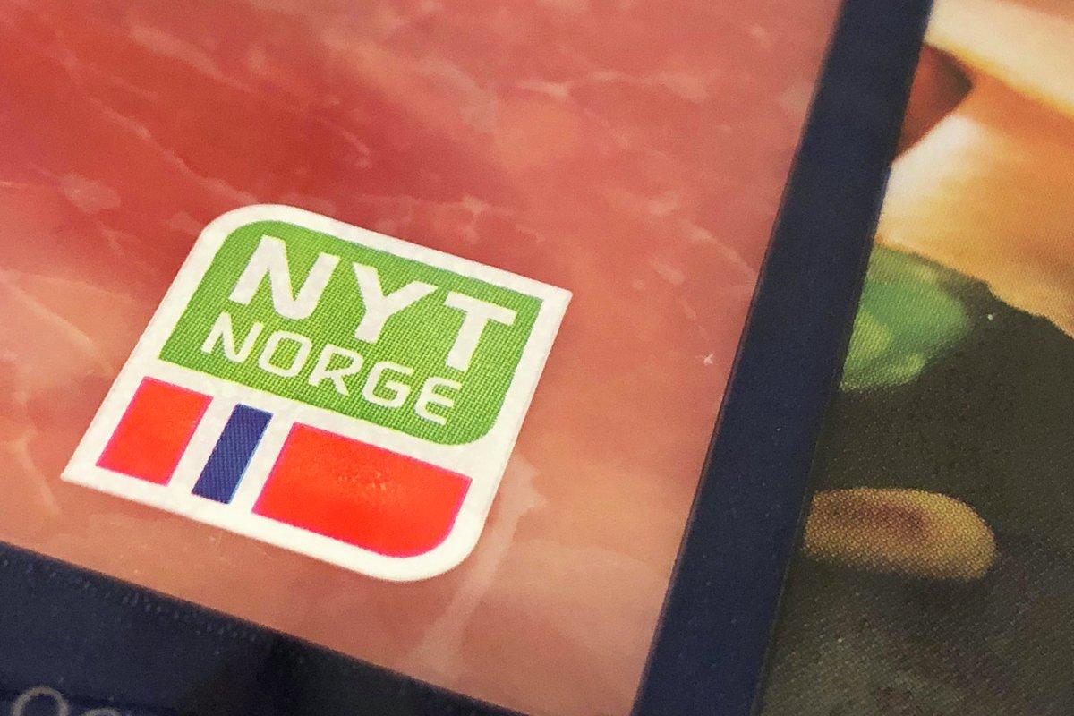 Nyt Norge-merket finner du kun på norske varer