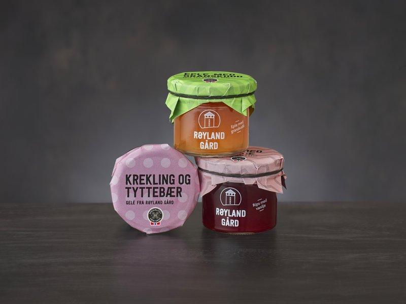 Geleer fra Røyland gård, perfekt til ost!