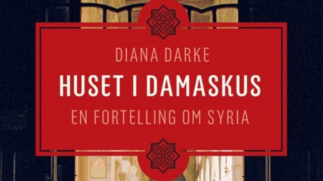 Bokomslag Huset i Damaskus