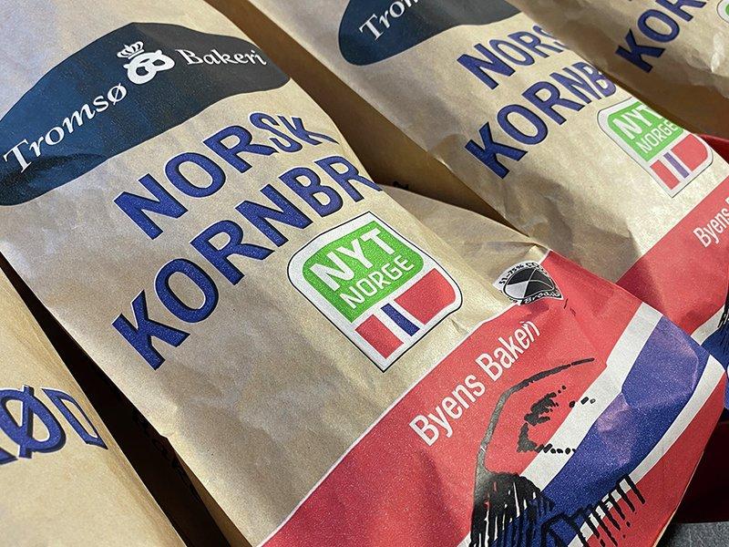 Tromsø Bakeri med Nyt Norge