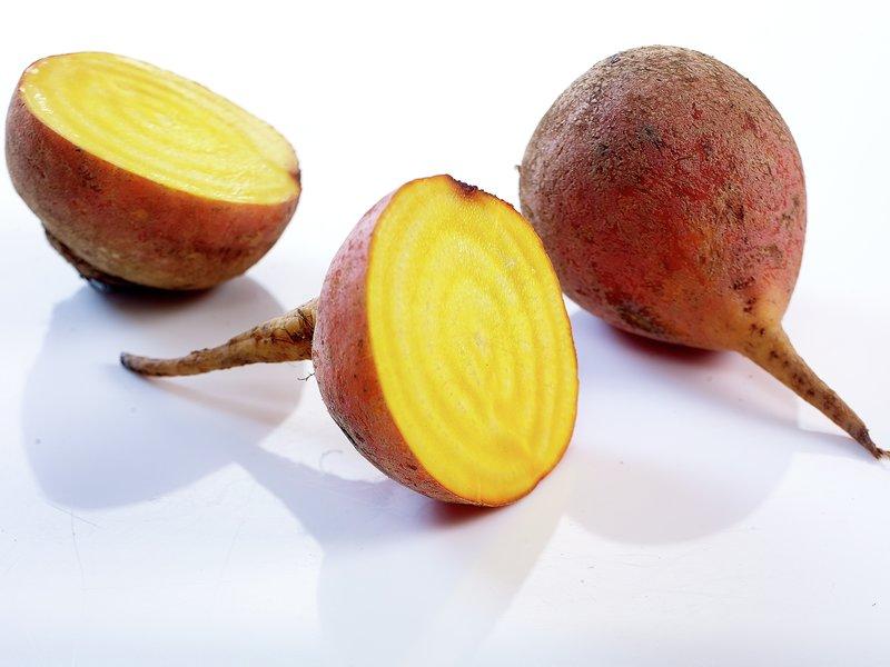Gulbete fra Frukt.no
