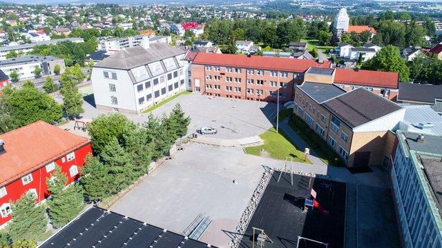 Sagdalen skole