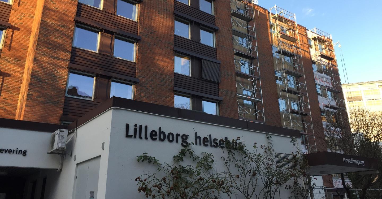 ENØK- og investeringstiltak på Lilleborg helsehus