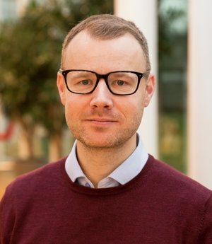 Kenneth Havrevoll, produktspesialist på bilforsikring hos If. Foto: Gunhild Gjølstad/If