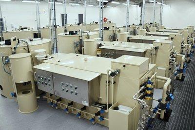 Lerang RAS facility