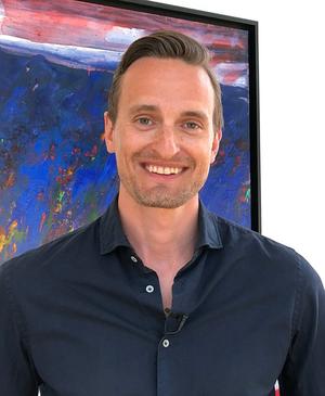 Leiv Askvig, ansvarlig for innboforsikring i If. Foto: If
