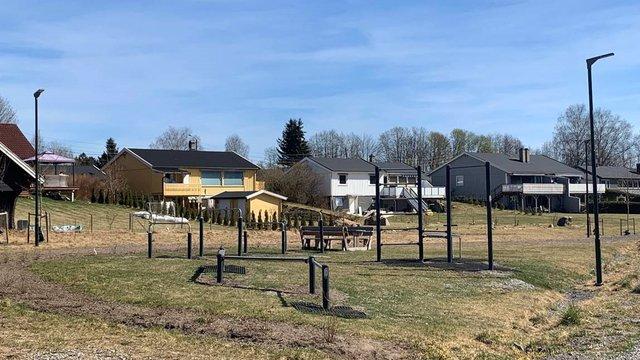 Lindeberg treningspark