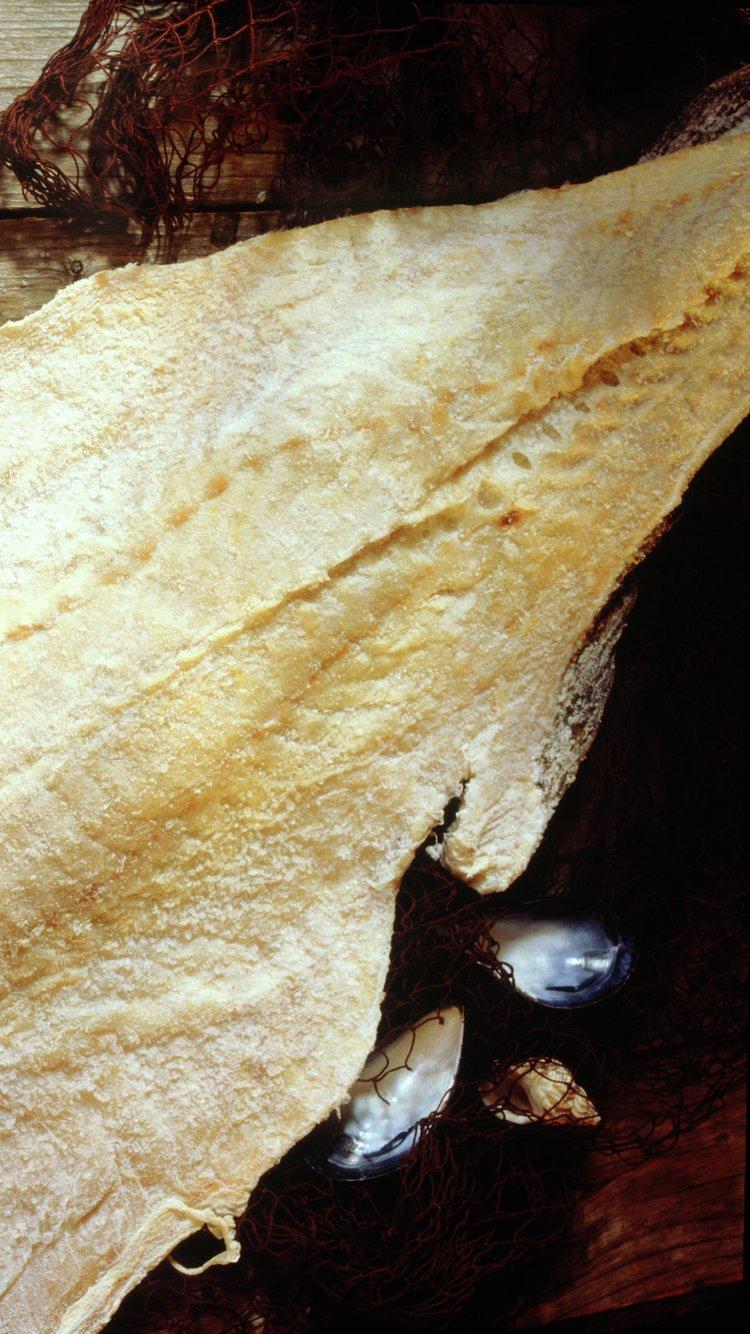 Klippfisk fra Dybvik. Foto: Matmerk