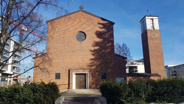 Haralds Ringstad/Lillestrøm kirkelige fellesråd