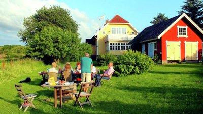 trädgårdsfest